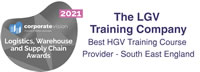 Corporatevision 2021 Best HGV Training Course Provider South East England