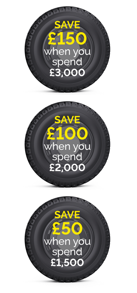 Save up to £150