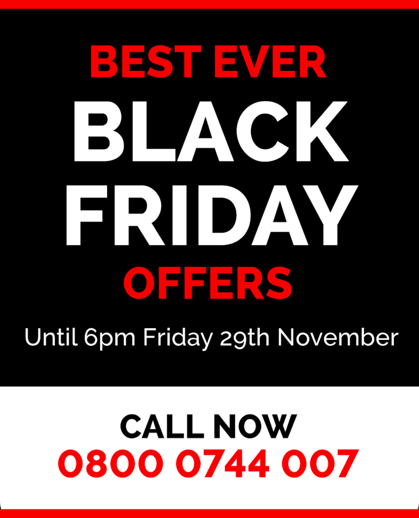 LGV Black Friday 2019 offer